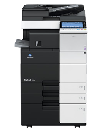 柯美C554彩色复印机