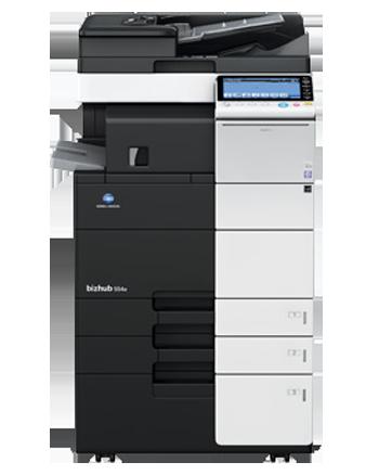 柯美364e黑白复印机