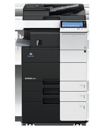 柯美554e黑白复印机