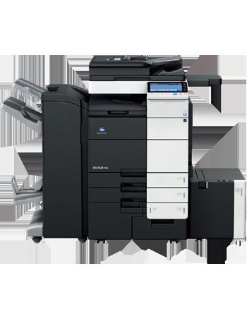 柯美654e黑白复印机