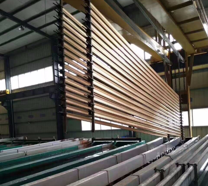 铝合金百叶窗生产产区