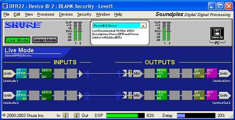 可调音频输入衰减器电路图