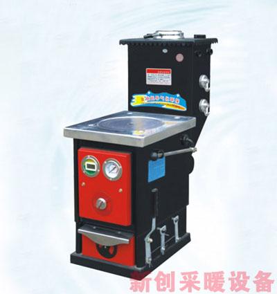 超导气化水暖煤炉使用