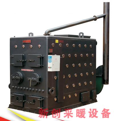 新创数控变频环保锅炉