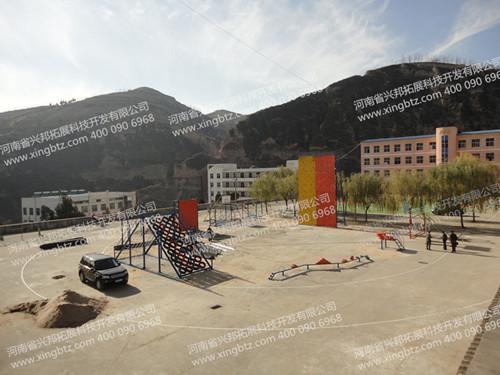 陕西榆林吴堡县实验学校学生素质训练基地