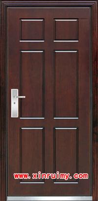 钢质防盗安全门