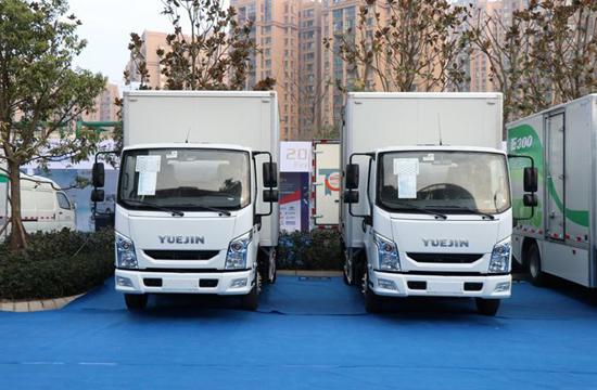 新能源货车4.2箱车市内长短途搬家拉货,快捷省费