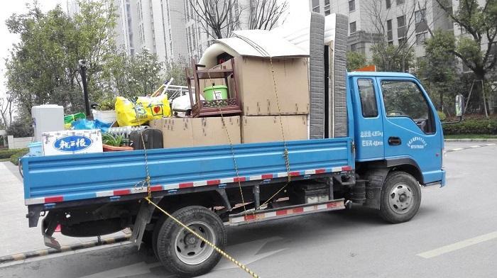 绵阳到中江县搬家拉货大概多少钱