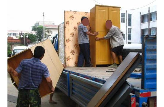 绵阳到广安长短途搬家(长途货运、长途拉货)附近搬家