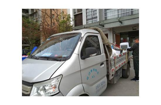 绵阳城区搬家服务,搬家后物品的规划