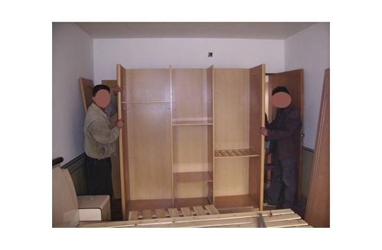 绵阳涪城区居民搬家,怎样搬运木质家具