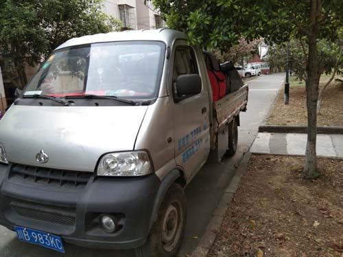绵阳小型搬家到成都周边,需要租一个小型货车,大概需要多少钱呢?