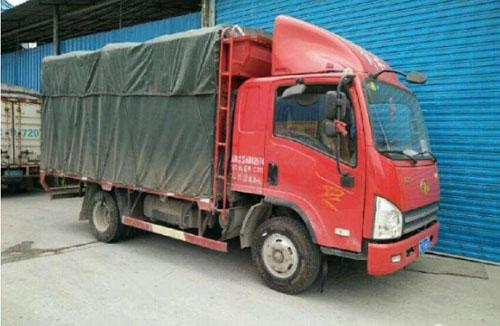 绵阳经开区搬家拉货、货运配送 货物运输