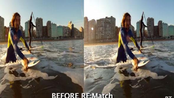 AE/PR插件-多机位视频色彩匹配插件RE:VisionFX REMatch