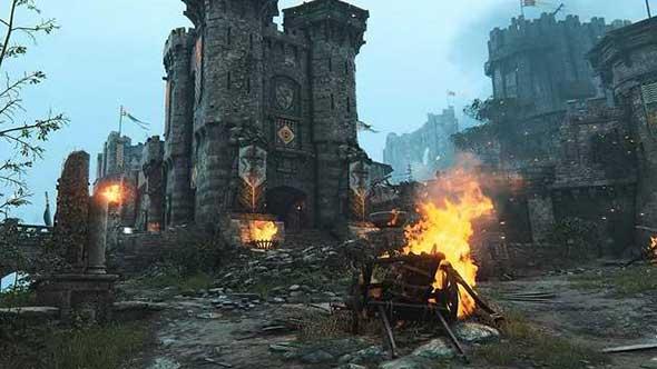 音效-游戏人物技能游戏场景环境音效