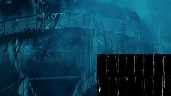 视频素材-电影科幻生化怪物异形丧尸恐龙粘液特效视频素材
