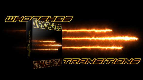 音效-400个快速横扫急速嗖嗖游戏科幻电影预告片音效