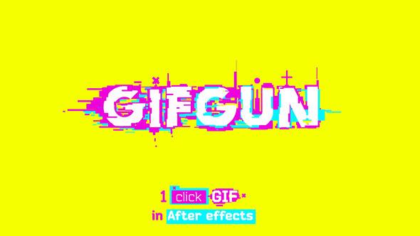 AE脚本-GIF动态图批量制作输出脚本