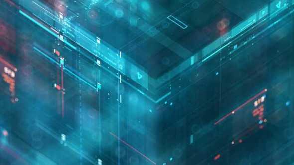 材质贴图-24组8K高分辨率电子科技风格纹理贴图