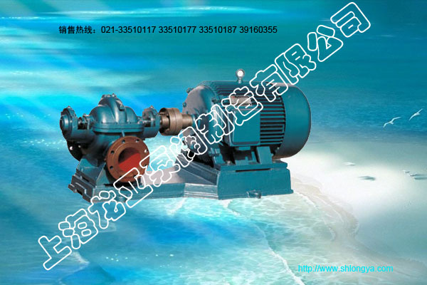 S系列单级双吸离心泵