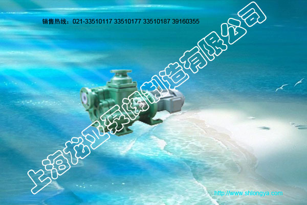 ZMD衬氟自吸磁力泵