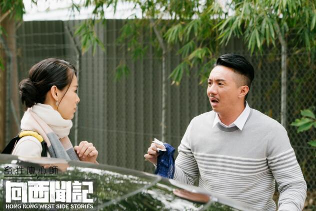 主演香港最强IP网剧___胡杏儿产后复工_惨遇无赖张继聪