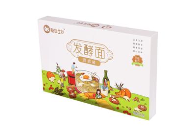 金玉桥208克*10盒聪优宝贝系列多口味发酵面礼盒