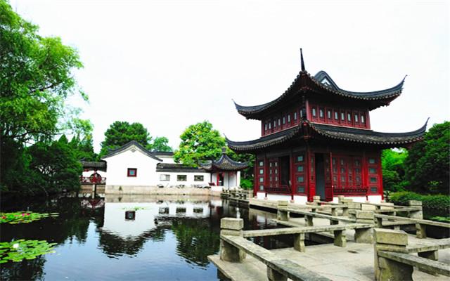 上海淀山湖大观园