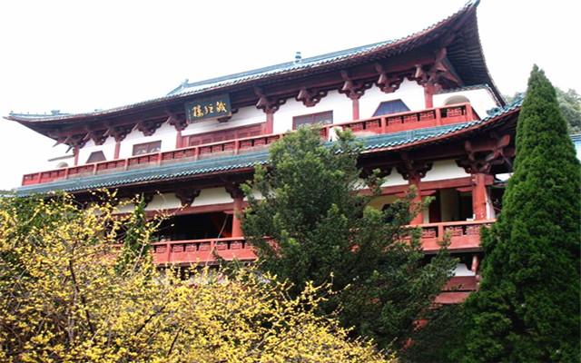 庐山东陵寺