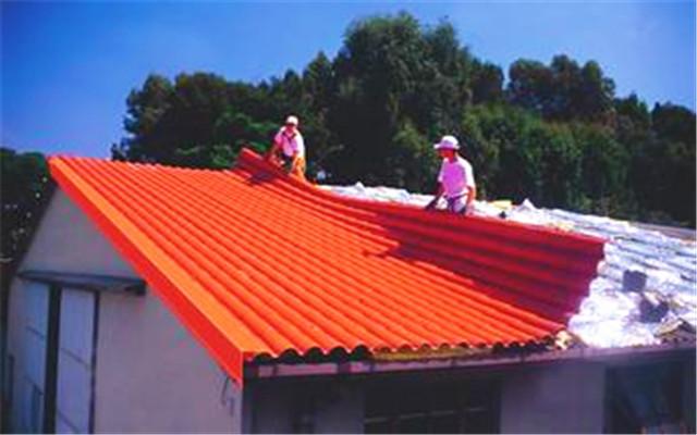 新修的屋子屋顶盖什么瓦比较好呢