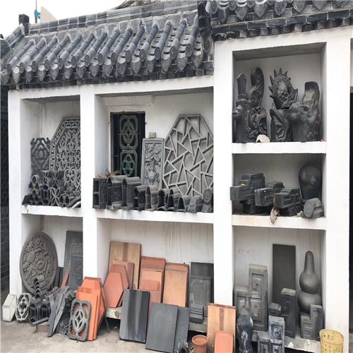 关注:宜兴青瓦青砖厂家价格