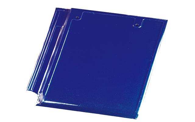 欧式平板瓦 宝蓝色