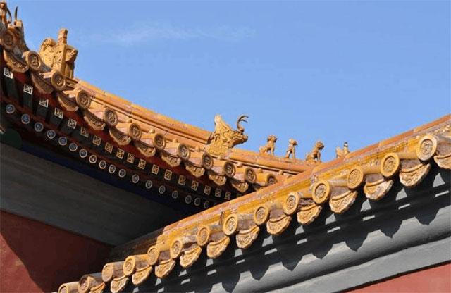 古代建筑屋脊上为何要装饰吻兽