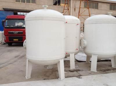 聚丙烯真空计量罐、缓冲罐、高位槽