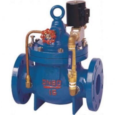 600X(J241X)型 PN10~PN25 水力电动控制阀