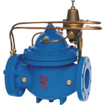 400X(L741X)型 PN10~PN25 流量控制阀