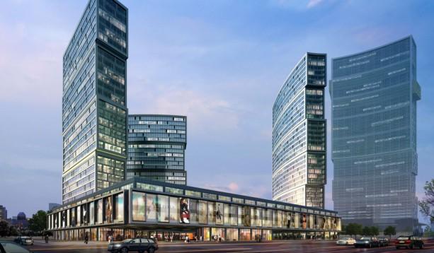 北京银泰商场