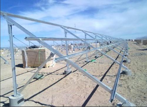 太阳能支架管