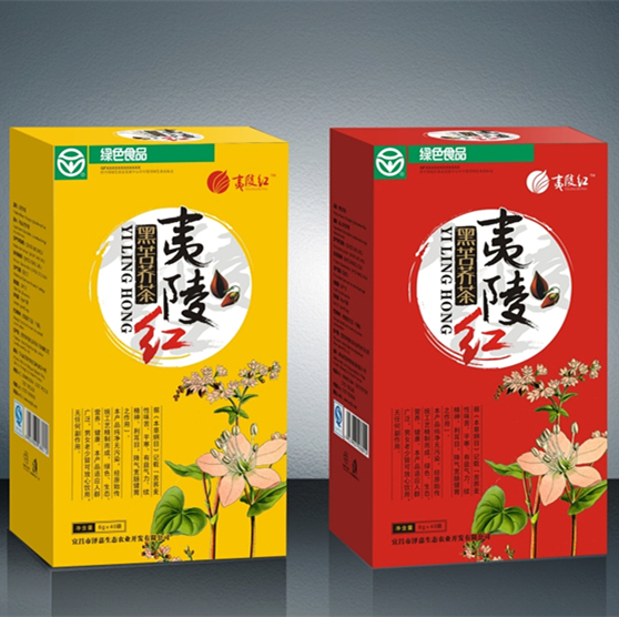 Yilinghong-Buckwheat tea