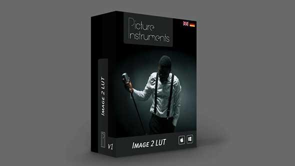 调色仿色软件 Picture Instruments Image2 LUT Pro