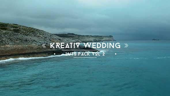 高端婚礼调色-婚礼大片Lut Kreativ Wedding LUTs