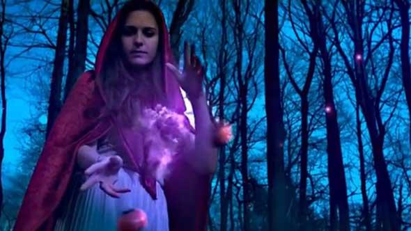 32组魔法法术粒子烟雾特效4K视频素材电影特效合成