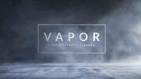 140组大气烟雾环绕飘动特效合成4K分辨率视频素材