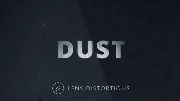 25个灰尘粒子飘动特效视频素材DUST 4K