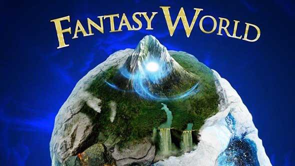 冒险奇幻游戏场景环境气氛渲染无损音效