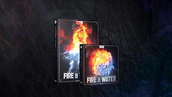 电影火焰水流爆发冲击流动无损音效