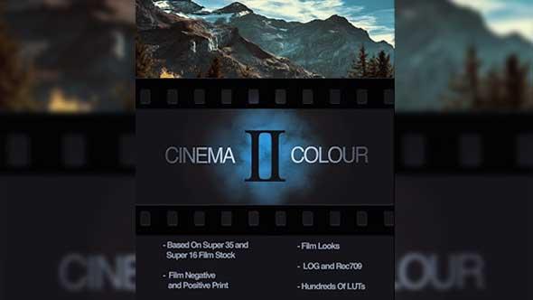 好莱坞专业胶片流行电影调色预设