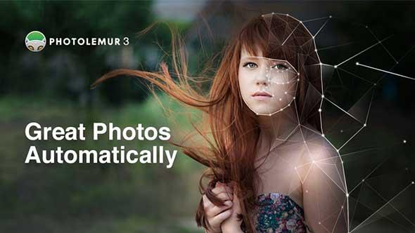 AI人工智能全自动图片处理软件Photolemur 3 1.1.0中文版