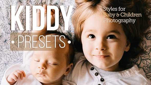 17组新生儿家庭摄影Lightroom和ACR预设