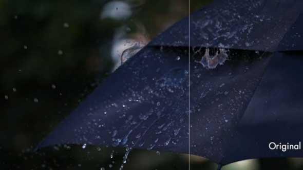 AE PR 智能视频锐化插件Samurai Sharpen